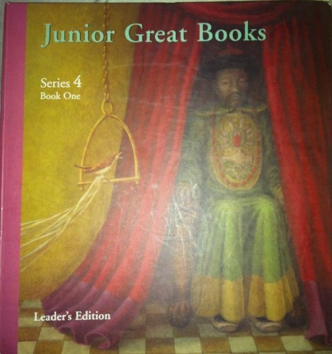 9781933147208: Series 4, Book One Leaders Edition : Junior Great Books