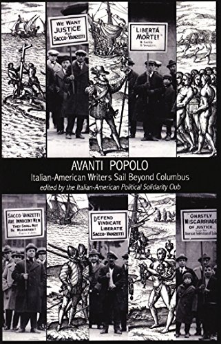 9781933149288: Avanti Popolo: Italian-American Writers Sail Beyond Columbus