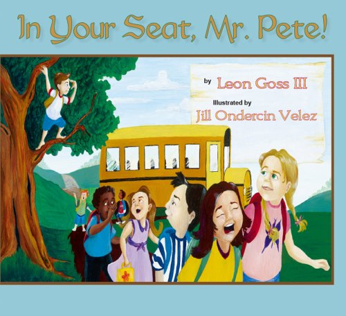In Your Seat, Mr. Pete!: Leon Goss III