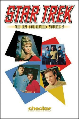 Star Trek: The Key Collection, Vol. 5: Kashden, George