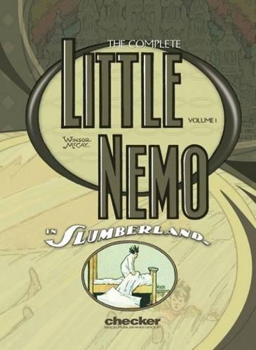 9781933160214: Little Nemo In Slumberland HC Volume 1 Limited Edition (Little Nemo In Slumberland Vol.1)