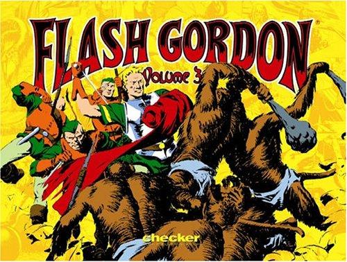 Alex Raymond's Flash Gordon Volume 3: Raymond, Alex