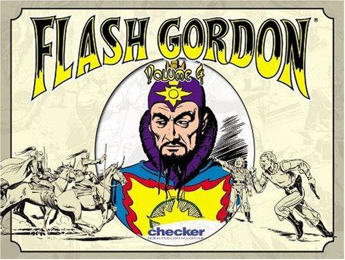 9781933160269: Alex Raymond's Flash Gordon, Vol. 4 (Alex Raymond's Flash Gordon)
