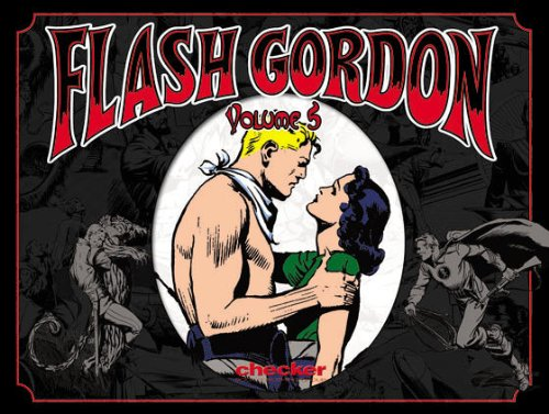 9781933160276: Alex Raymond's Flash Gordon, Vol. 5 (v. 5)