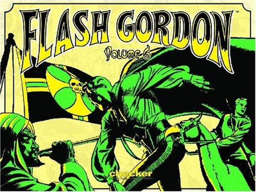 Flash Gordon Volume 6 (Alex Raymond's Flash Gordon Vol. 6)