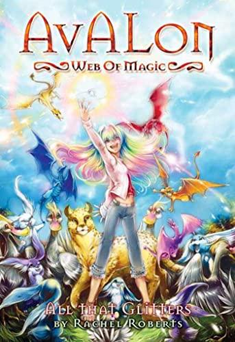 9781933164670: Avalon: Web of Magic Book 2: All That Glitters (Bk. 2)