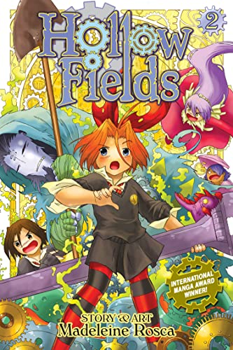 9781933164755: Hollow Fields Vol. 2 (v. 2)