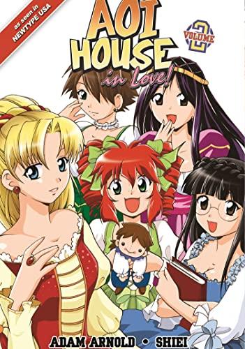 9781933164960: Aoi House In Love Vol 2: Happy Endings (v. 2)
