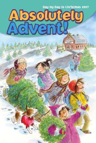 Absolutely Advent! Day by Day to Christmas: Jean Larkin, Pflaum