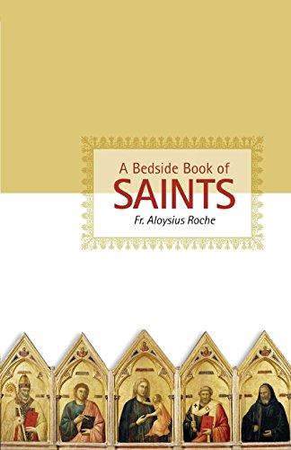 9781933184081: A Bedside Book of Saints