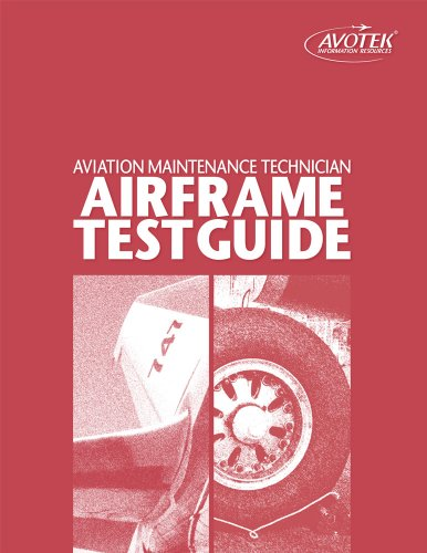 9781933189048: Aviation Maintenance Technician Airframe Test Guide