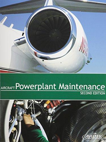 9781933189123: Aircraft Powerplant Maintenance