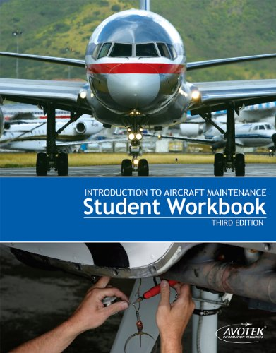 9781933189277: Introduction to Aircraft Maintenance Student Workbook