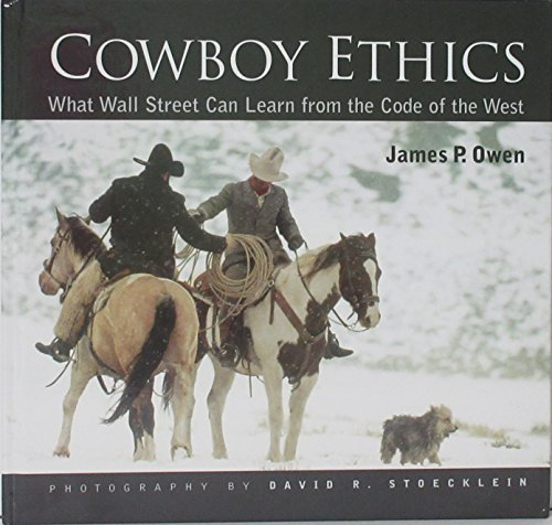 9781933192666: Cowboy Ethics