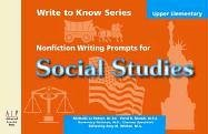 9781933196060: Write to Know: Book Upper Elementary Social Studies