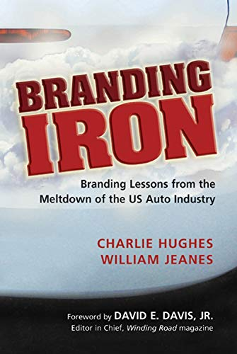 Branding Iron: Hughes, Charlie; Jeanes, William