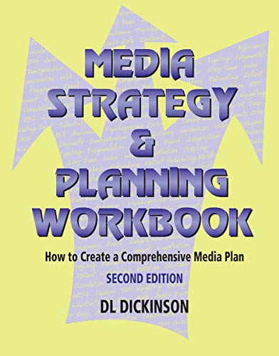 9781933199399: Media Strategy & Planning Workbook