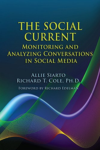 Social Current : Monitoring and Analyzing Conversations: Allie Siarto; Richard