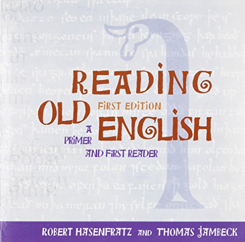 9781933202013: READING OLD ENGLISH: A PRIMER AND FIRST READER