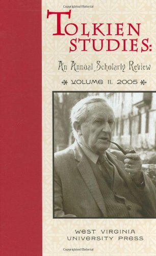 9781933202037: Tolkien Studies: An Annual Scholarly Review, Volume II 2005