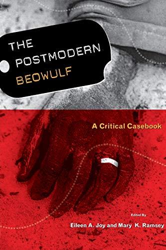 9781933202082: POSTMODERN BEOWULF: A CRITICAL CASEBOOK