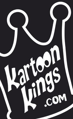 9781933202242: KARTOON KINGS: THE GRAPHIC WORK OF SIMON GRENNEN AND CHRISTOPHER SPERANDIO