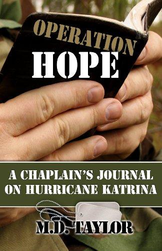 9781933204567: Operation Hope: A Chaplain's Journal on Hurricane Katrina