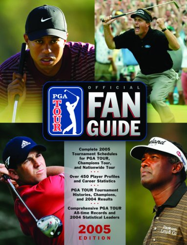 Official PGA Tour Fan Guide: Spohn, Terry