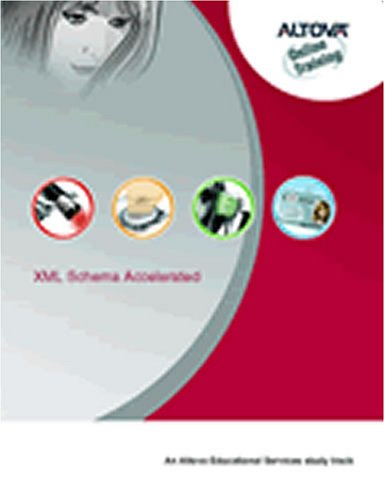9781933210049: Altova Xml Schema Accelerated Online Training