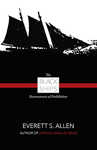 9781933212227: Black Ships: Rumrunners of Prohibition