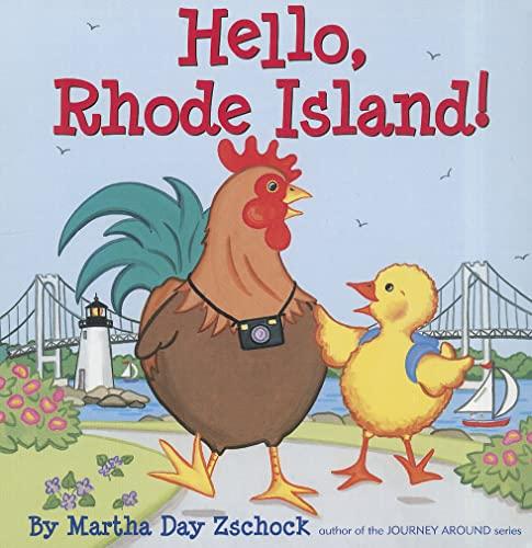 9781933212623: Hello, Rhode Island!