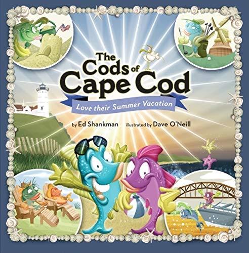 9781933212784: The Cods of Cape Cod (Shankman & O'Neill)