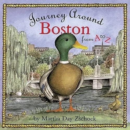9781933212937: Journey Around Boston (paperback) (Journey Around A to Z)