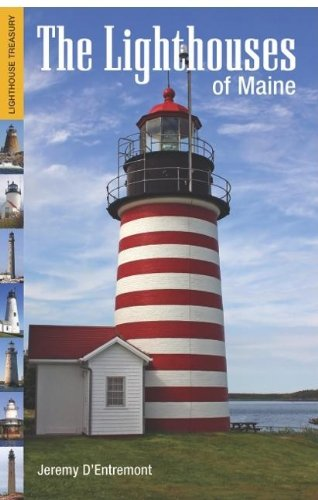 9781933212982: The Lighthouses of Maine