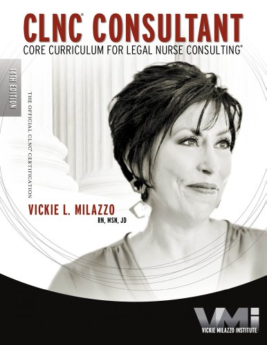 9781933216669: Core Curriculum for Legal Nurse Consulting - Fourteenth Edition
