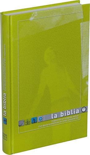 9781933218199: La Biblia : Traduccion en lenguaje actual con deuterocanonicos en orden alejandrino