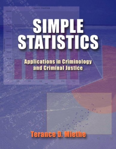 9781933220062: Simple Statistics: Applications in Criminology And Criminal Justice