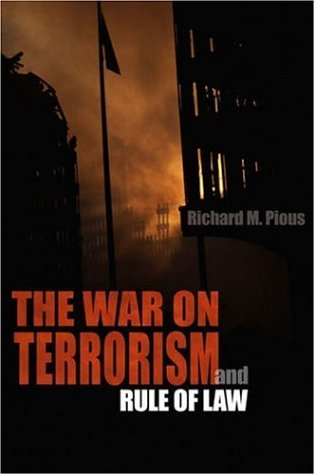 9781933220192: The War on Terrorism And the Rule of Law