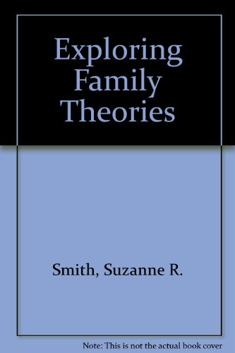 9781933220826: Exploring Family Theories