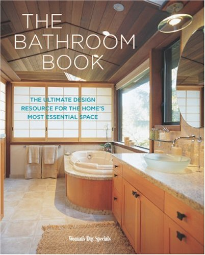 The bathroom book the ultimate design resource for the for Bathroom remodeling books