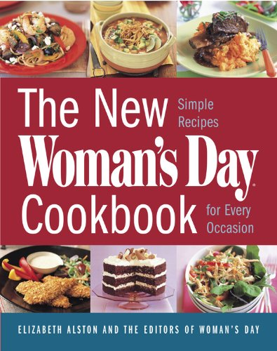 9781933231327: New Woman's Day Cookbook: Simple Recipes for Every Occasion