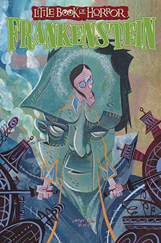9781933239002: Little Book Of Horror: Frankenstein