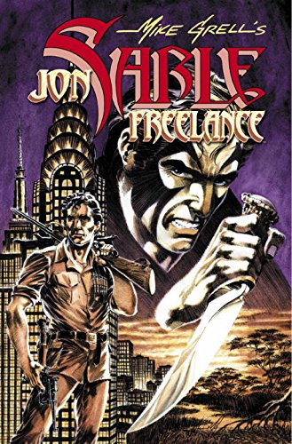 9781933239422: The Complete Jon Sable Freelance, Vol. 4