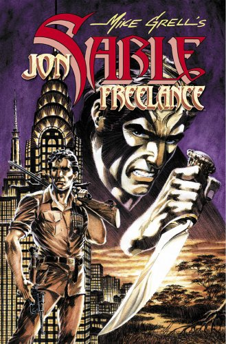9781933239545: The Complete Mike Grell's Jon Sable, Freelance: v. 4