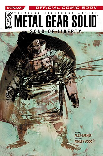 9781933239781: Metal Gear Solid: Sons Of Liberty Volume 1: Sons of Liberty v. 1