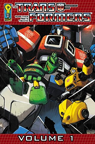 9781933239811: Transformers: Generation One Volume 1 (v. 1)