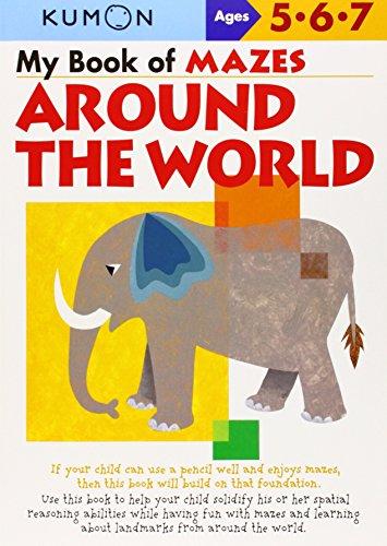 9781933241401: My Book of Mazes: Around the World