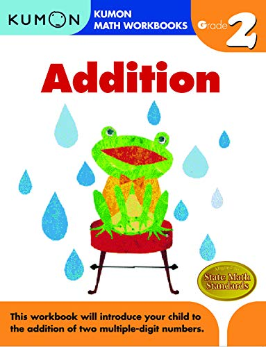 9781933241517: Grade 2 Addition (Kumon Math Workbooks)