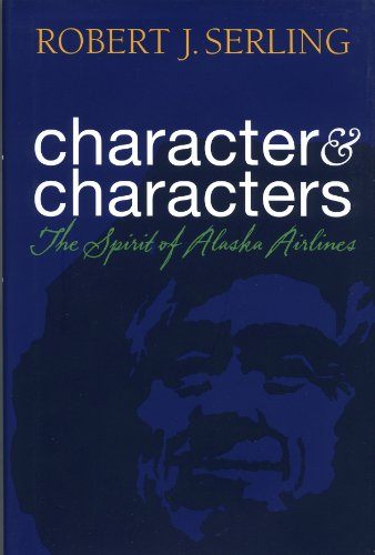 Character & Characters - The Spirit of Alaska Airlines