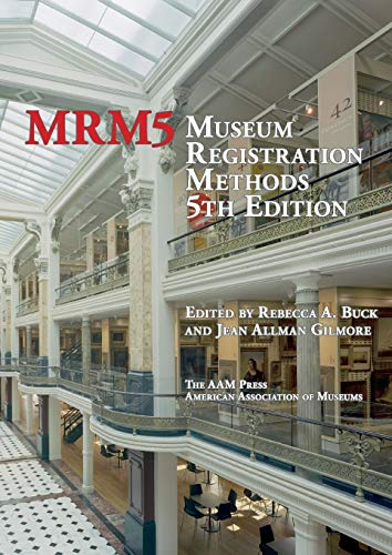9781933253152: Museum Registration Methods 5th Edition